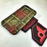 <h5>Phone Case</h5><p>zombie worn</p>